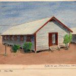 Hut 43 in November 1941. Courtesy Ralph Guilor.